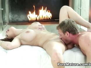 Exotic pornstar Kiera King in Best Big Tits, MILF sex scene