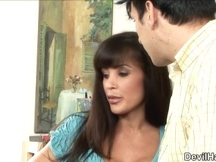 Lisa Ann in My Daughter's Boyfriend Volume 04, Scene #01 - SweetSinner