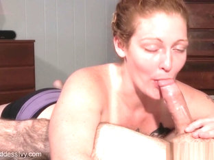 Ivy's cum swallow compilation #1