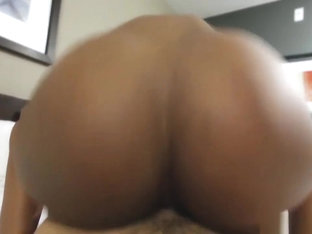 Ashley Pink In Brown Bubble Booty