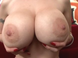 Amazing pornstar Baby Sinead in exotic blonde, big tits sex clip