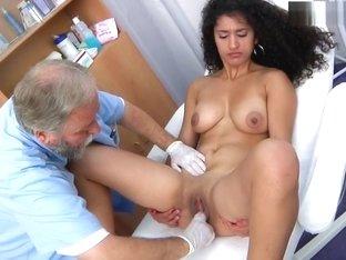 Gyno squirt porn