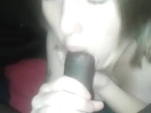 Watch this lil creamy pregnant bithh cream on my big dick