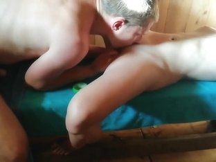 Russian sauna Part 2. VERY HOT ORGASSSSSM)))!!!!! LOOK ALL VIDEO!!!!))))