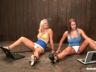 Trina Michaels, Holly Heart and Christina Carter Part 1 of 4 of the August Live Feed