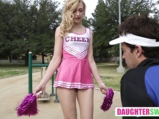 Alexa Grace And Molly Manson in Cheerleaders Pt.1