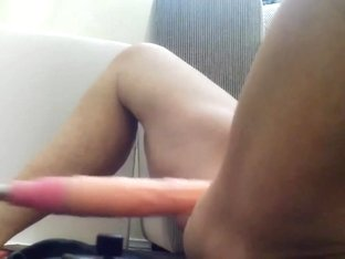 Crazy amateur Fucking Machines porn video