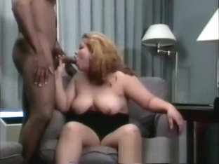 Saucy black starlet gets spit roasted in this crazy interracial orgy