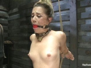 50 Shades of...Slave Training of Kristina Rose - TheTrainingofO