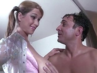 Fetching busty Czech MILF Terry got pounded very hard