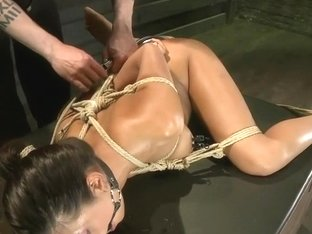 Slave Training Lyla StormDay 2-Endurance Testing
