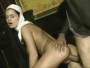 A full Italian sex film produced in 1997 in the church