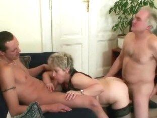 Masturbating orgie