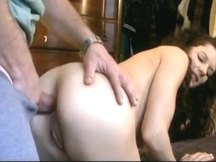 Hot Girl Is Having Some Anal Sex