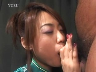 Fabulous Japanese whore in Incredible JAV uncensored Blowjob video