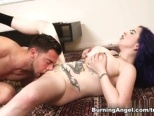 Amazing pornstars Seth Gamble, Larkin Love in Crazy Cunnilingus, Big Ass sex video