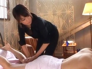 Best Japanese chick in Incredible Massage, Big Tits JAV clip