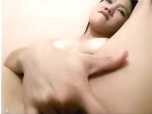 Chinese stewardess on webcam
